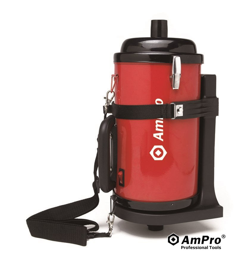 Portable Electric Vacuum Cleaners : Powerful hp portable electric vacuum blower t